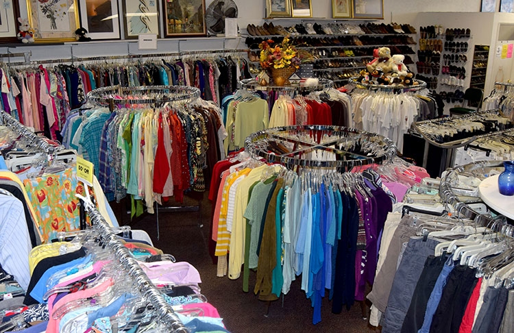 Clothing Charity Shop